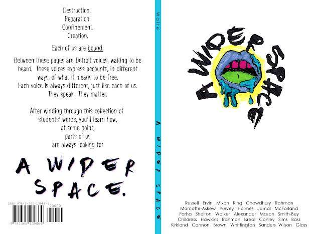 A Wider Space: Book Launch Party | Pages Bookshop